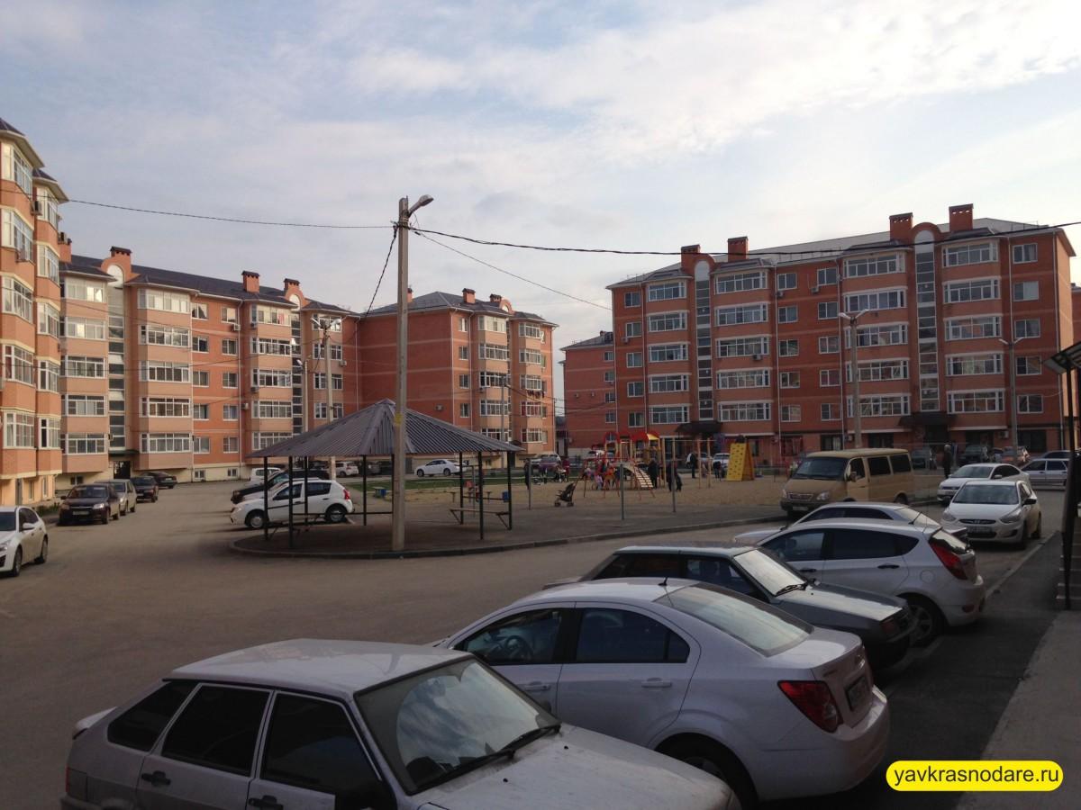 ул. Космическая, 88 двор