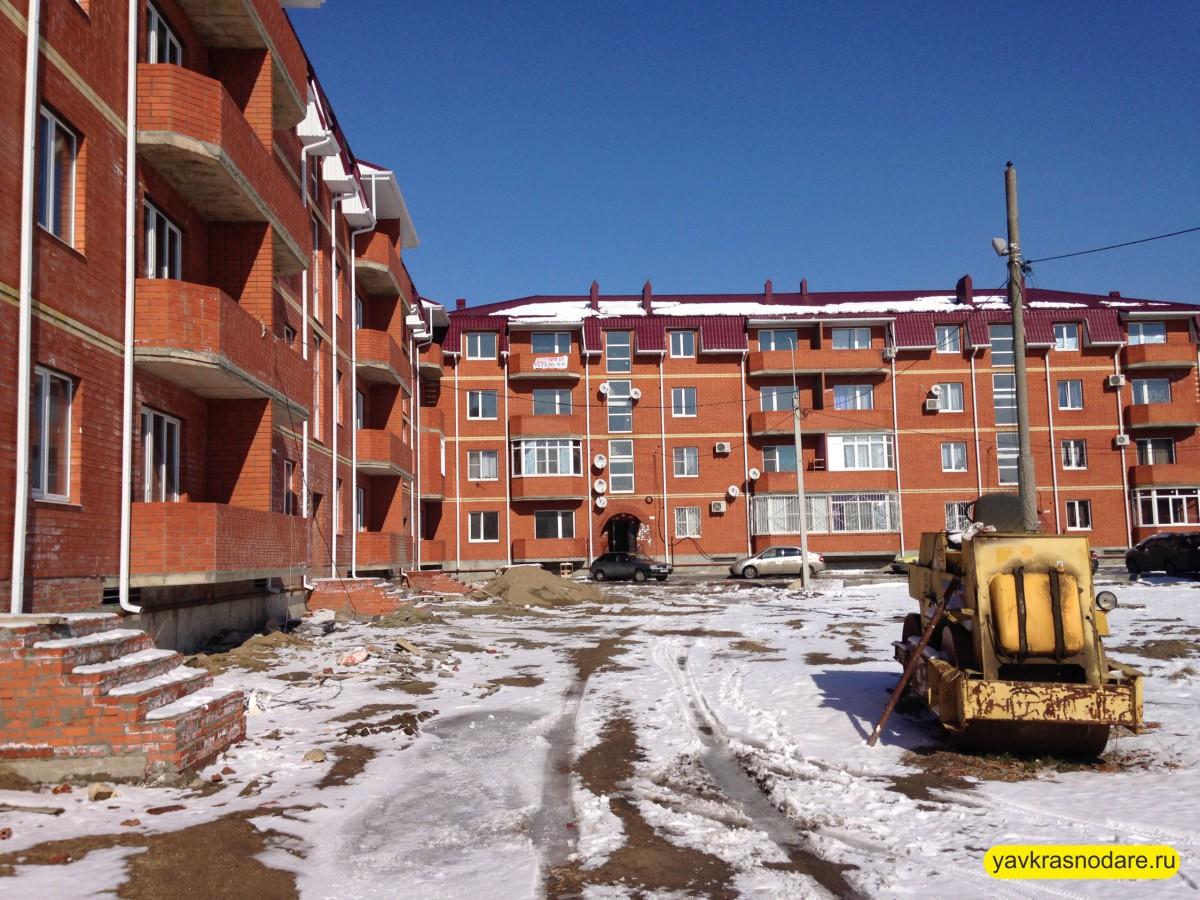ул. Гагарина, 157 стройка