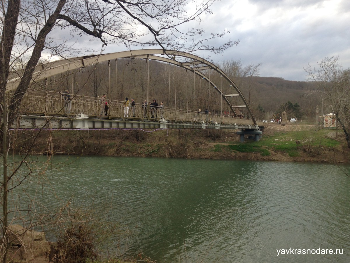 Мост через Псекупс