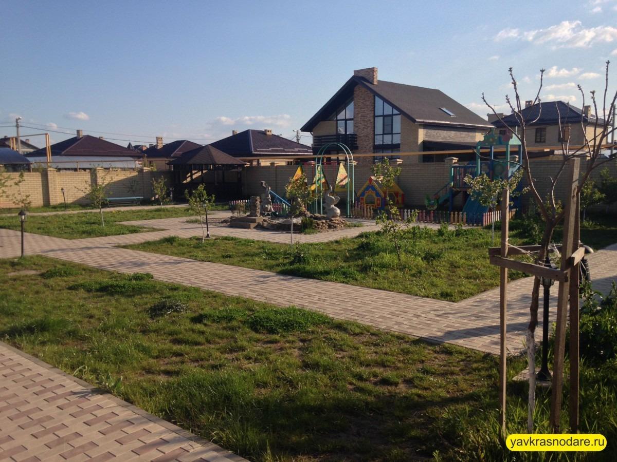 КП «Виктория» детская площадка