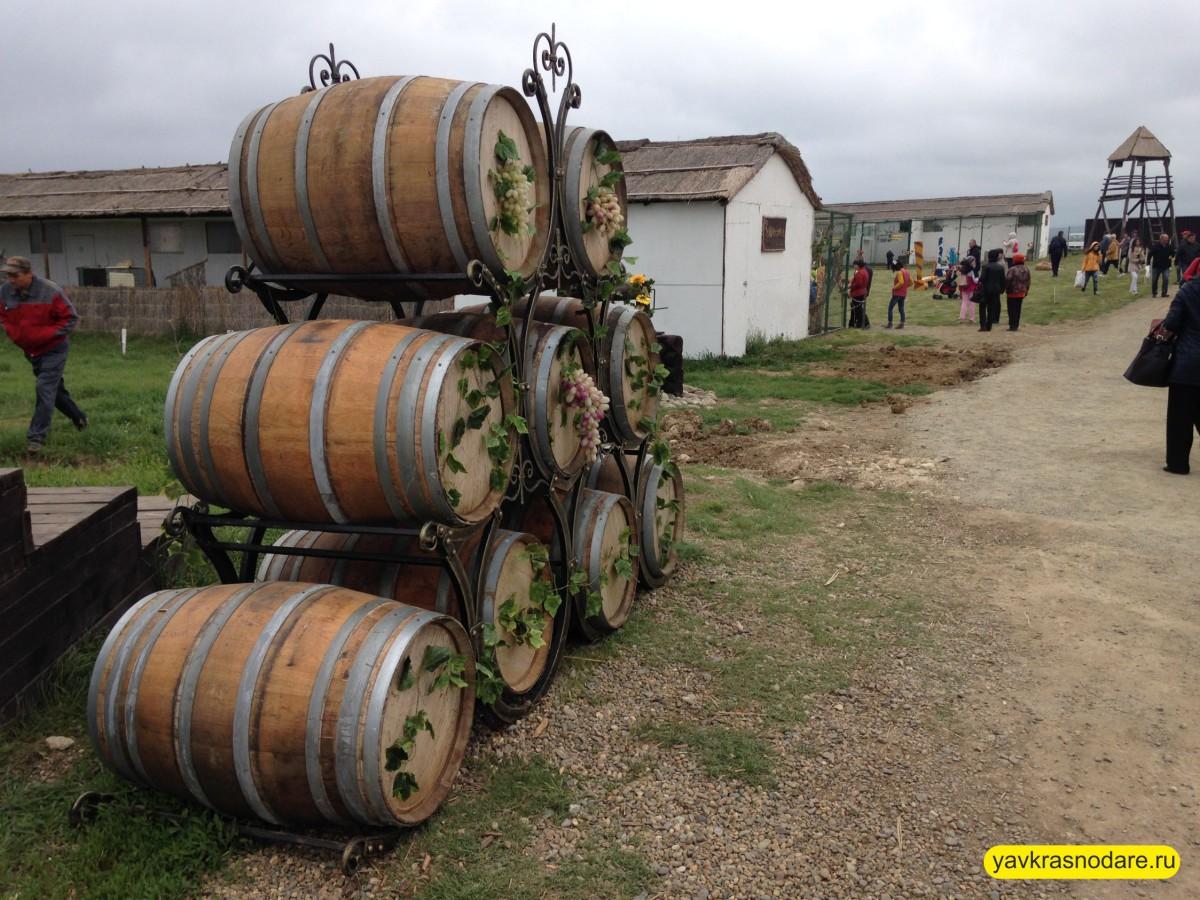 Вино в Атамани