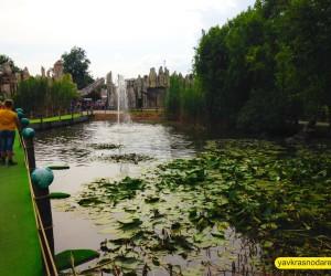 Мостик в Сафари-парке