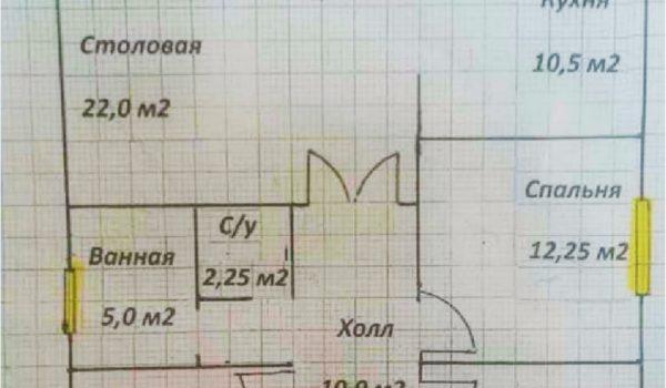 КП Знаменский планировка