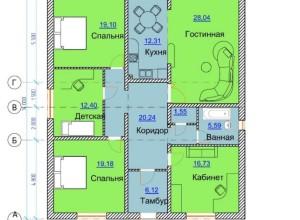 КП Знаменский Краснодар
