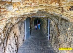 Туннель в Провал Пятигорск